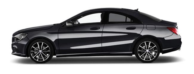 Réservation VTC Mercedes Class E